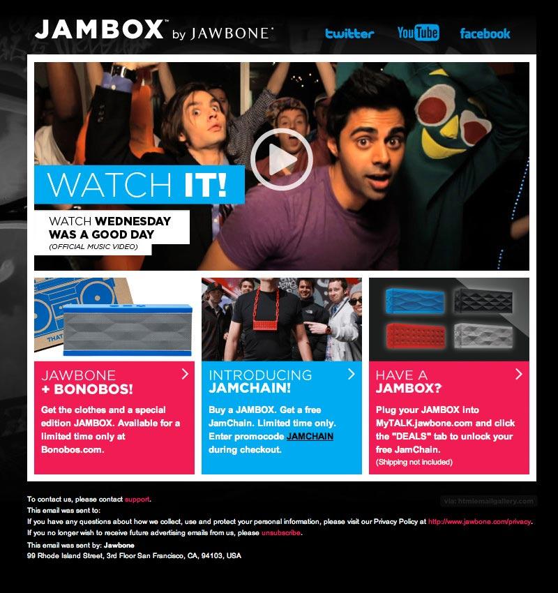 Fakeplayer von Jambox