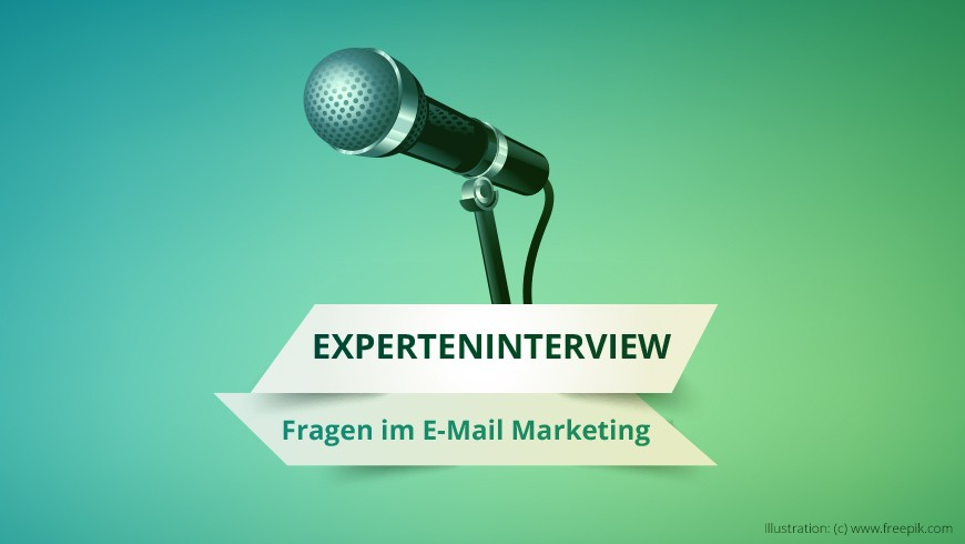 Experteninterview: Fragen im E-Mail Marketing