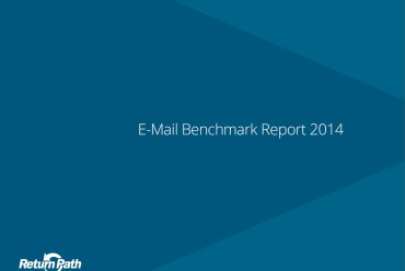 Der E-Mail Benchmark Report 2014