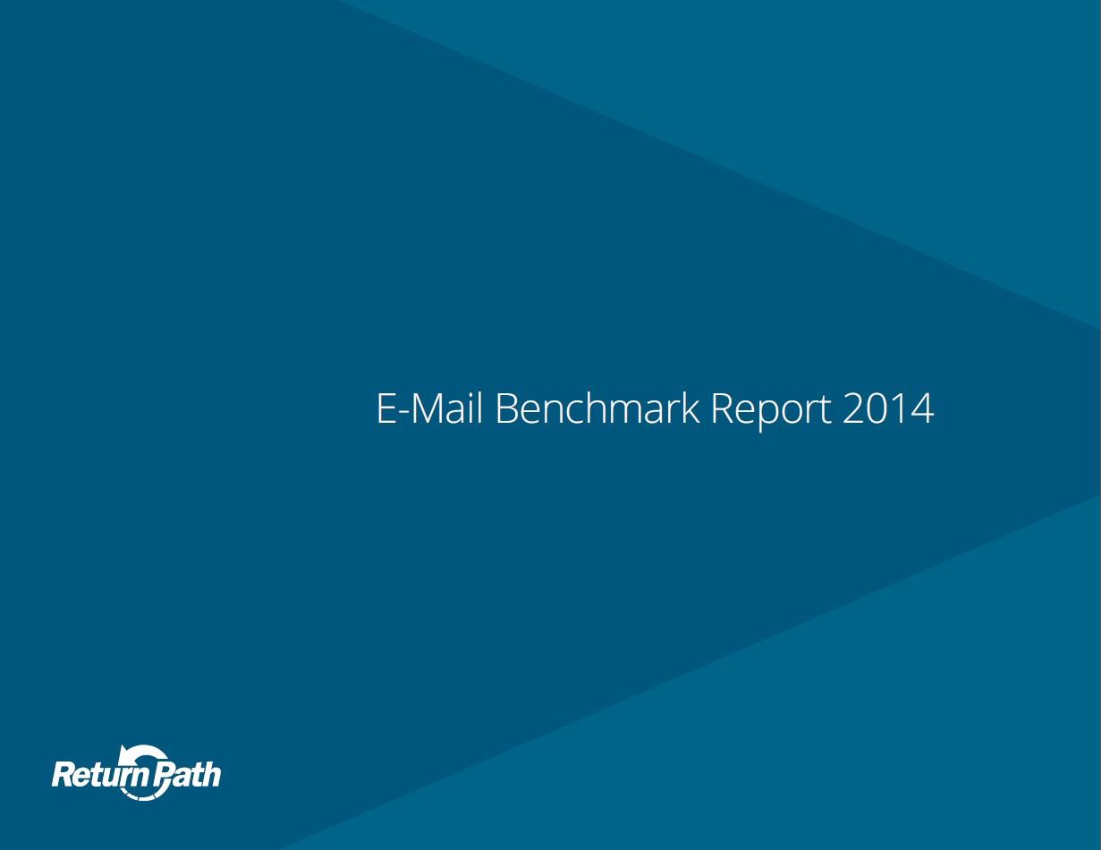 Der E-Mail Benchmark Report 2014