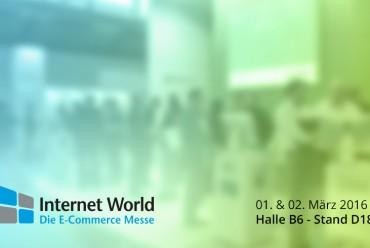 sendeffect auf der Internet World 2016