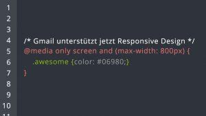 E-Mail Marketing Blog: Gmail unterstützt jetzt Responsive Design