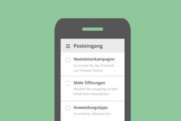 Preview-Text – der potentielle Trendsetter-Text im E-Mail-Marketing