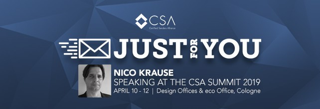 CSA Summit 2019, Nico-Krause