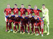 Mannschaftsfoto für Czech Republic