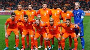 Mannschaftsfoto für Netherlands