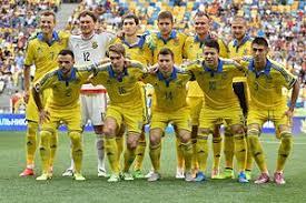 Mannschaftsfoto für Ukraine